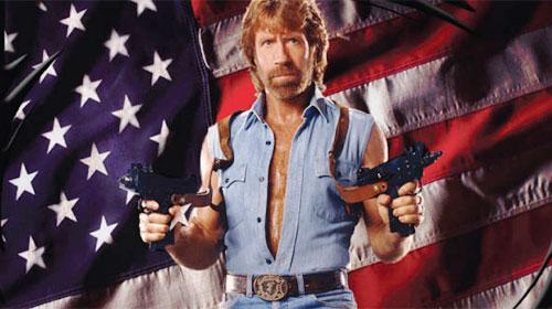 Chuck Norris Witze, Facts und Sprüche